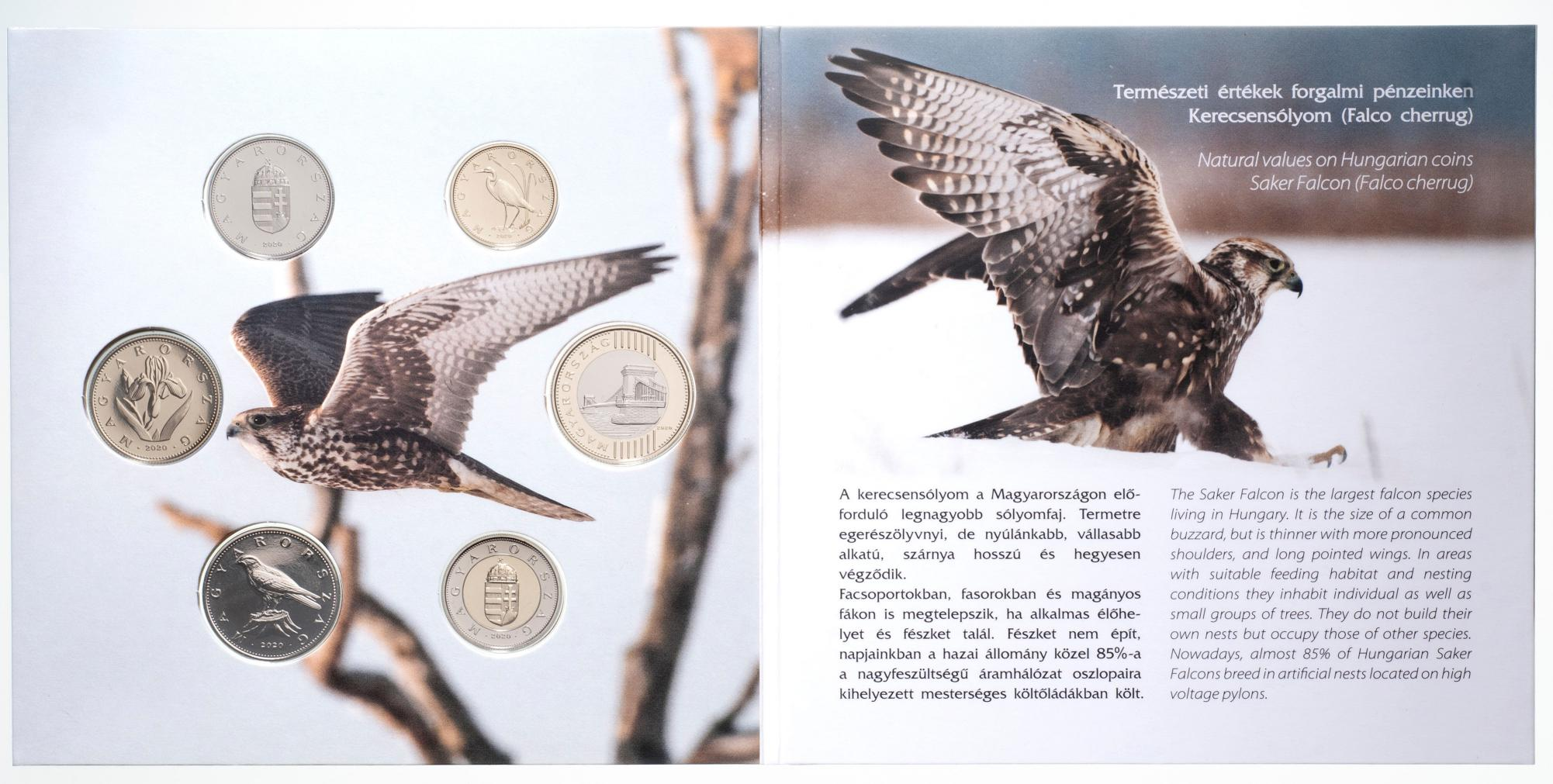 Hungary 2020 Mint Set