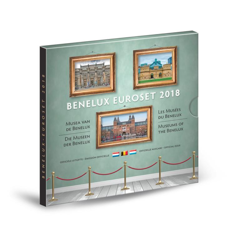 Benelux 2018 B.U. Mint Set
