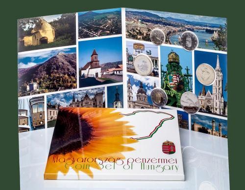 Hungary 2013 Uncirculated Mint Set