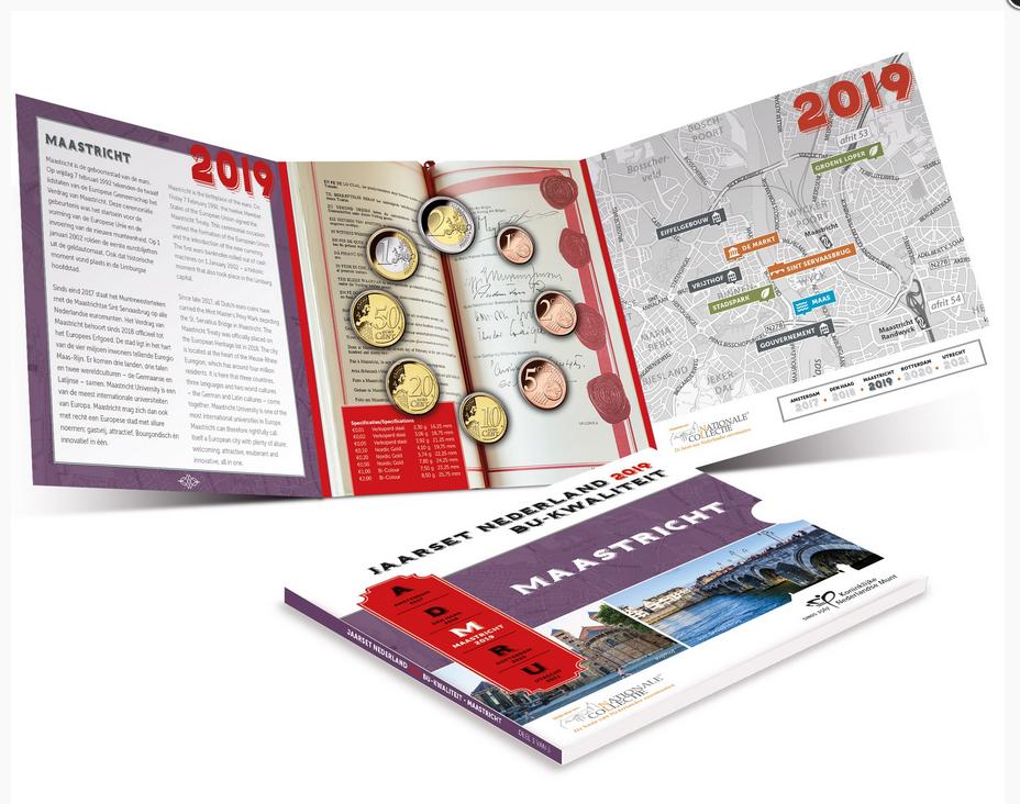 Netherlands 2019 Mint Set