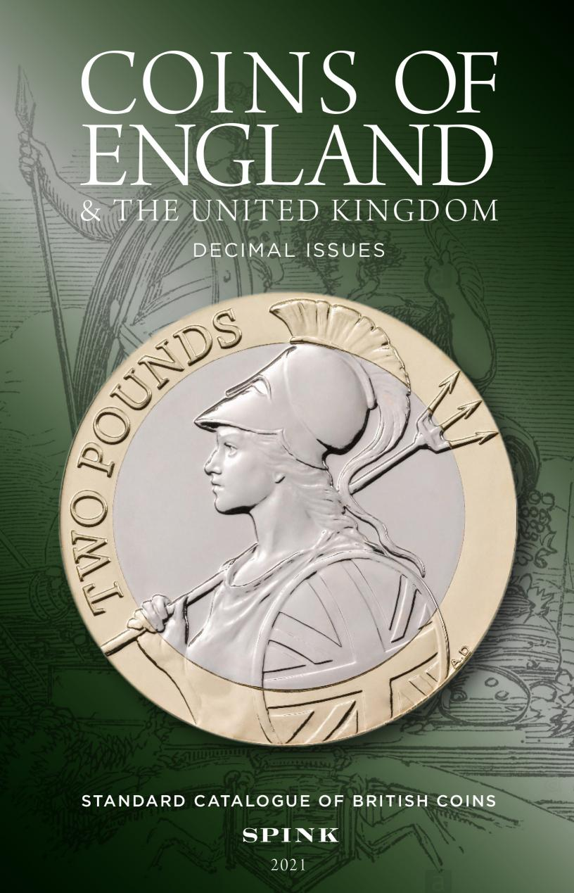Coins of England & the United Kingdom, 7th Edition 2021 (Decimal Issues)