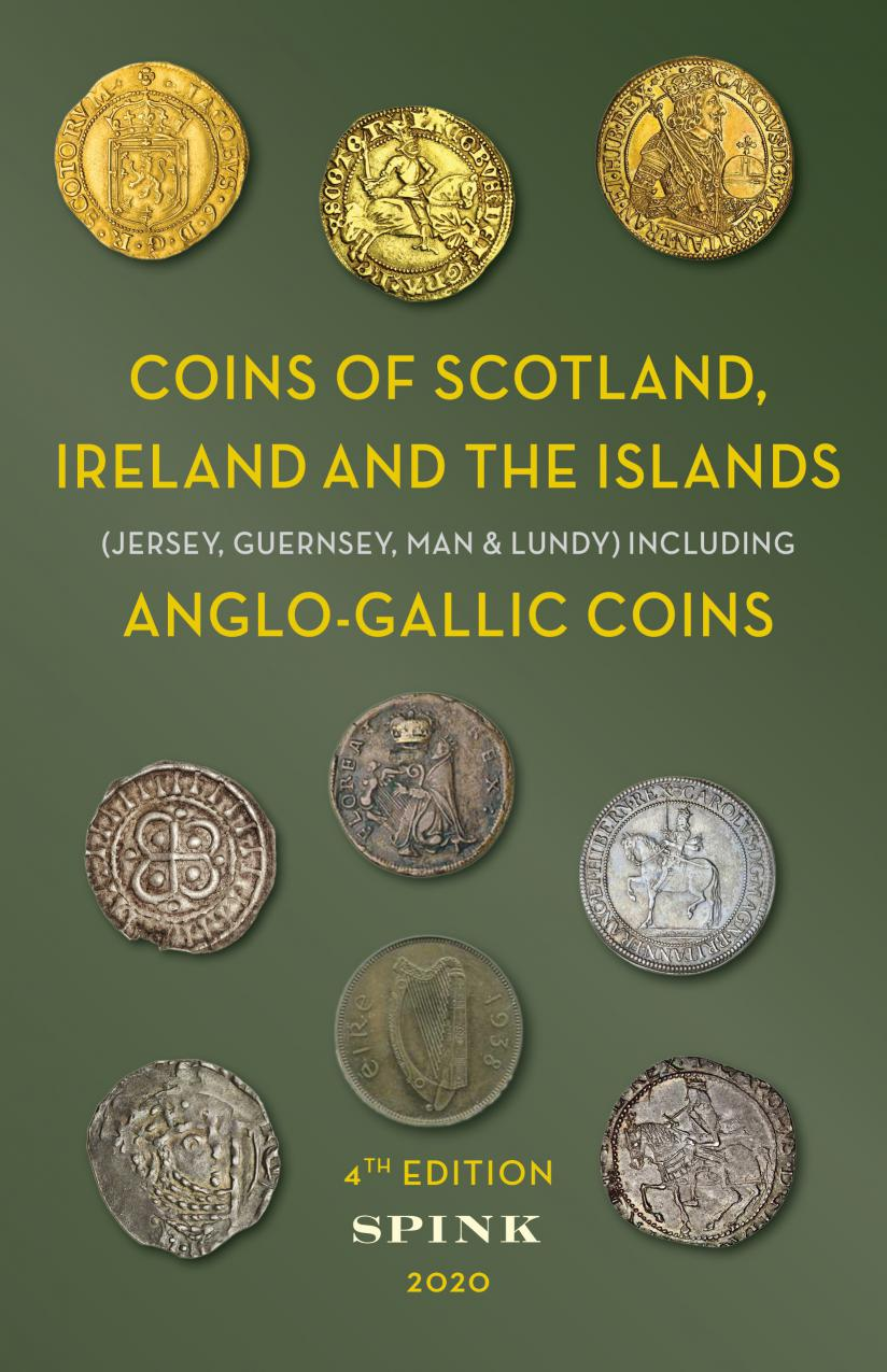 Coins of Scotland, Ireland and the Islands, 4th Edition